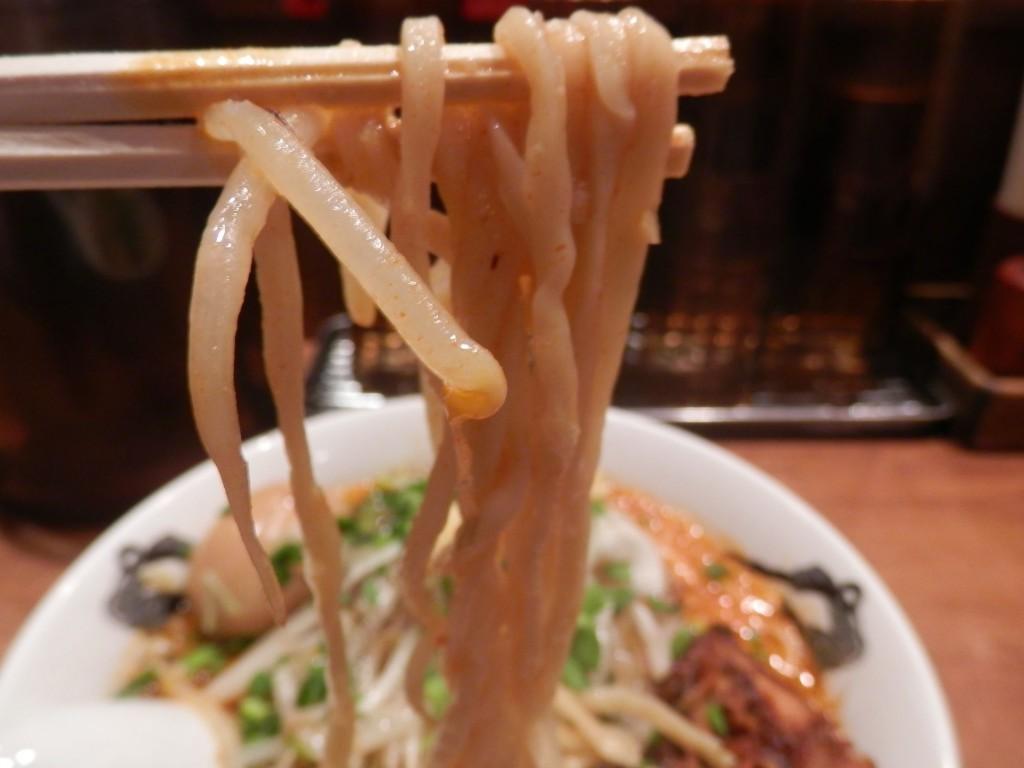 カラシビ味噌らー麺 鬼金棒 特カラシビ味噌らー麺2