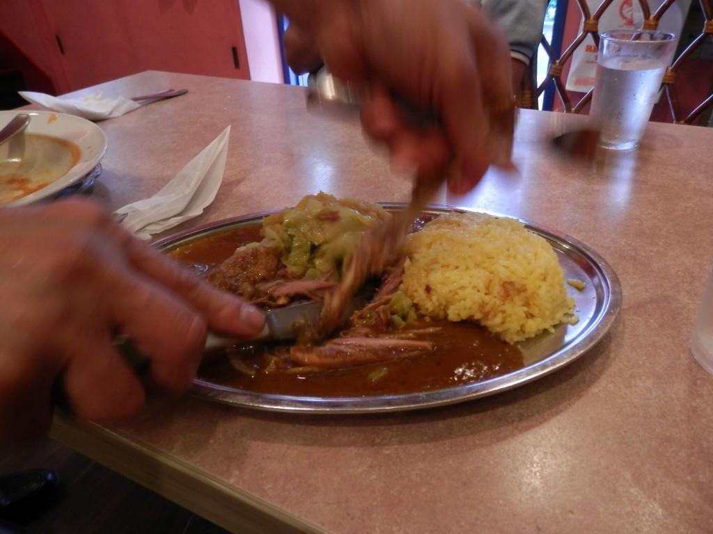 ナイルレストラン-鶏もも肉