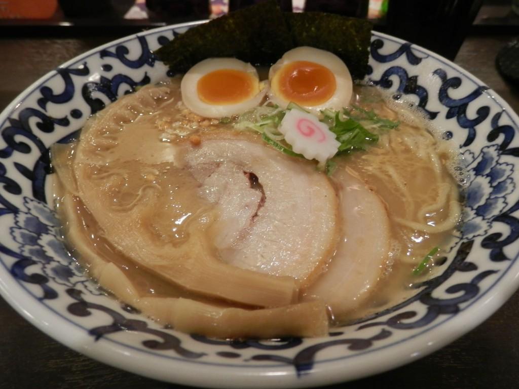 斑鳩-東京駅らー麺