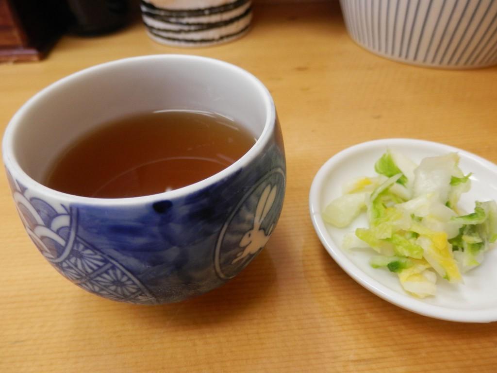 山家 上野店-お茶