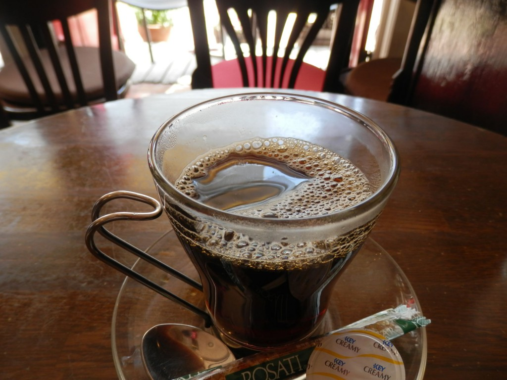 ブルーカフェ コーヒー