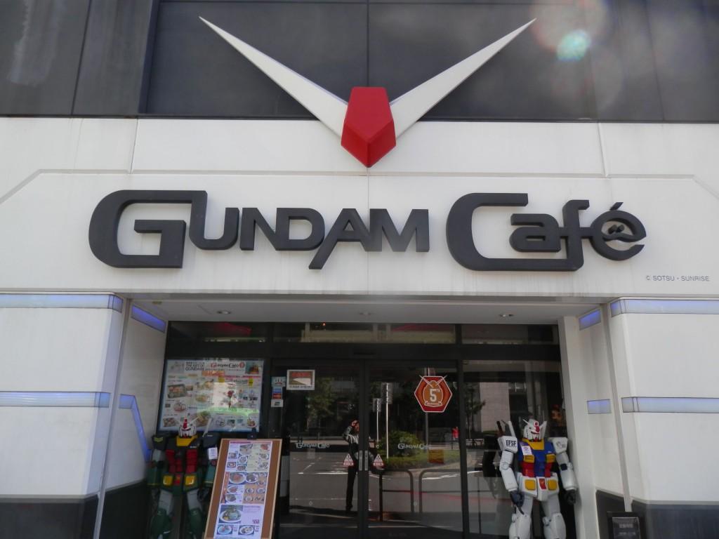 ガンダムカフェ秋葉原店